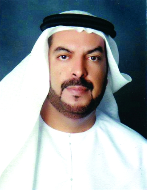 Image: Arif Al Mehairi, Executive Director of DSC