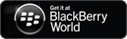 Download app from BlackberryWorld