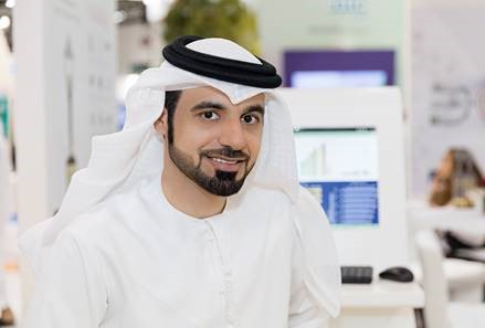 ​Image : The deputy executive director in DSC Tariq Al Jahani