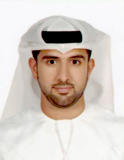 Image : Dawood Al Ali, Acting Director of Economic Statistics Department