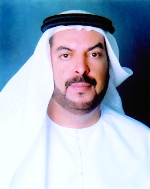 Image: Arif Obaid Al Muhairi, CEO of Dubai Statistics Center