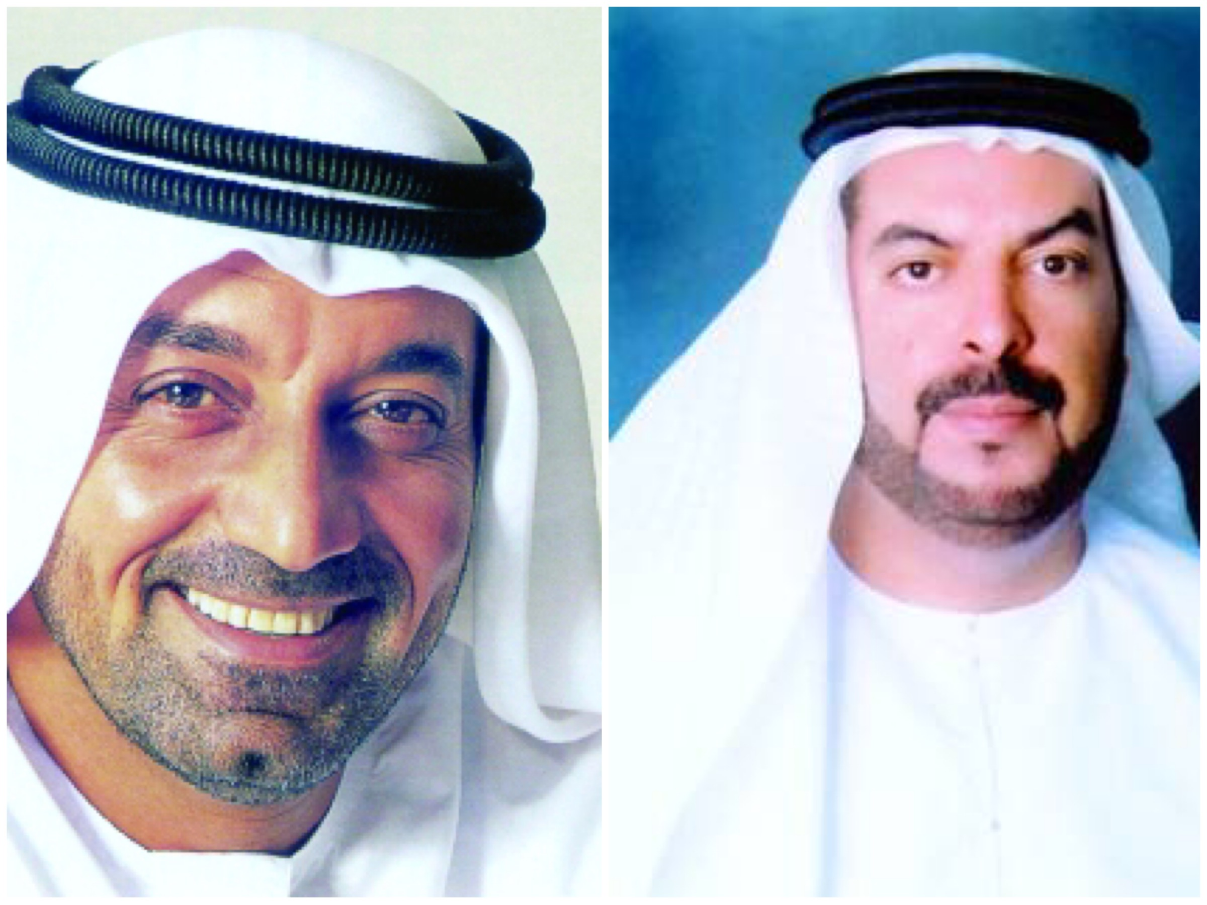 ​Image : His Highness Sheikh Ahmad Bin Saeed Al Maktoum and Al Muhairy