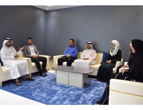 Image: Dubai Statistics team and Sharjah Labor Standards Development Authority