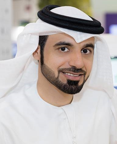 Image: Tariq Al Janahi, Deputy Executive Director & Chief Happiness and Positivity Officer