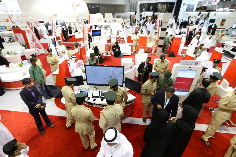 ​Image: Gitex to showcase the power of AI